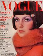 Vogue Magazine October 1971 Magazine
