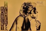 Robert Palmer Postcard