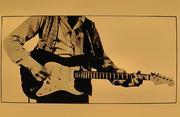 Eric Clapton Postcard