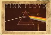 Pink Floyd Postcard