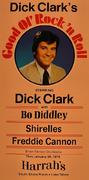 Dick Clark Postcard