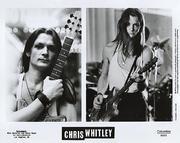 Chris Whitley Promo Print