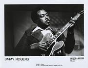 Jimmy Rogers Promo Print