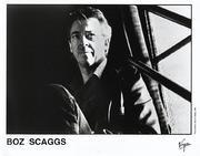 Boz Scaggs Promo Print