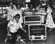 Jimmy Buffett Vintage Print