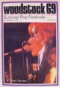 Woodstock 69: Summer Pop Festivals Book