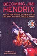 Becoming Jimi Hendrix Book