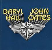 Hall & Oates Sticker