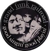 Grand Funk Railroad Sticker