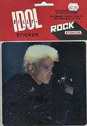 Billy Idol Sticker