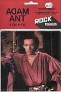 Adam Ant Sticker