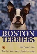 Boston Terriers Book