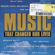 Music That Changed Are Lives CD