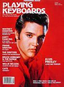 Playing Keyboards Magazine January 1989 Magazine