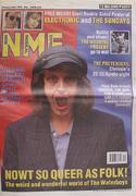 New Musical Express Magazine September 29, 1990 Magazine