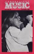 Connecticut Music Magazine October 1981 Magazine