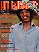 Hit Parader Magazine August 1975 Magazine
