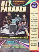 Hit Parader Magazine June 1971 Magazine
