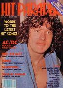 Hit Parader Magazine May 1982 Magazine