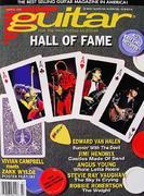 Guitar Magazine March 1992 Magazine