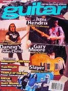 Guitar Magazine October 1994 Magazine