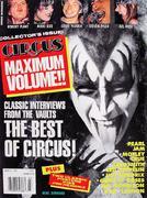 Circus Magazine March 31, 1994 Magazine