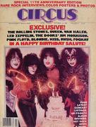 Circus Magazine October 28, 1980 Magazine