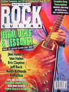 How To Play Rock Guitar Magazine
