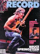 Record Magazine November 1984 Magazine