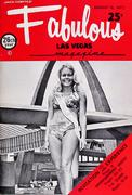 Fabulous Las Vegas Magazine August 18, 1973 Magazine