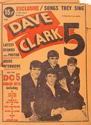 Dave Clark 5 Vol. 1 No. 1 Magazine