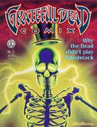 Grateful Dead Comix No. 5 Magazine