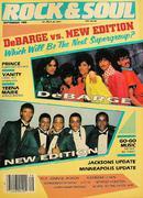 Rock & Soul Magazine September 1985 Magazine