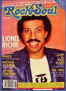 Rock & Soul Magazine June 1984 Magazine