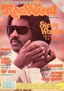 Rock & Soul Magazine March 1984 Magazine