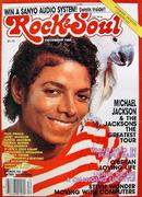 Rock & Soul Magazine December 1984 Magazine