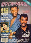 Rock & Soul Magazine January 1987 Magazine