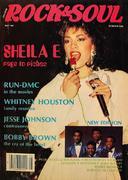 Rock & Soul Magazine May 1987 Magazine