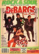 Rock & Soul Magazine July 1985 Magazine