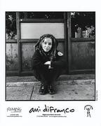 Ami Difranco Promo Print