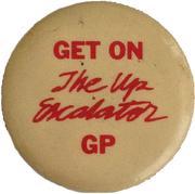 Graham Parker Pin