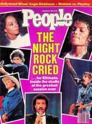 People Magazine February 25, 1985 Magazine