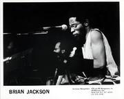 Brian Jackson Promo Print