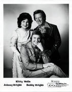Kitty Wells Promo Print
