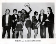 Napata and the Chocolate Kisses Promo Print