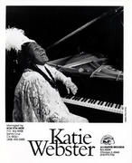 Katie Webster Promo Print