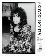 Alison Krauss Promo Print