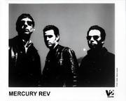 Mercury Rev Promo Print