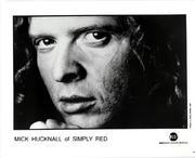 Simply Red Promo Print