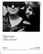 Clive Gregson & Christine Collister Promo Print